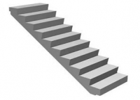 Панель лестничного ограждения ОП18.12пв