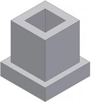 Башмак Блок-20