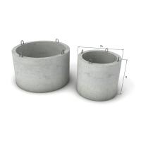 Кольцо шахтных колодцев КШ10-2