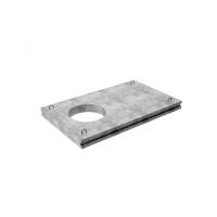 Коллекторная плита перекрытия (доборный элемент) КП-42д