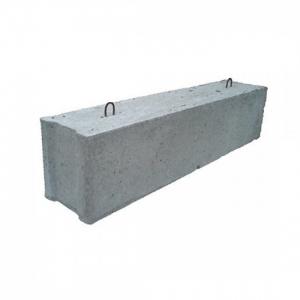 Фундаментный блок БФ4.99 ЖБИ для дорожного строительства