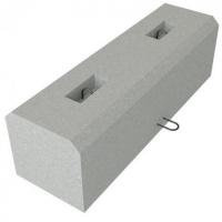 Блок плиты П2 ЖБИ для дорожного строительства
