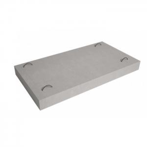 Плита фундамента П1.95 ЖБИ для дорожного строительства