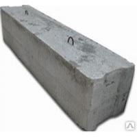 Блок упора У2 ЖБИ для дорожного строительства