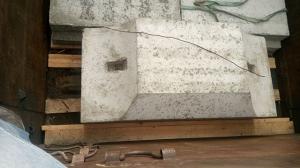 Блок фундамента Ф2-12-225 ЖБИ для дорожного строительства