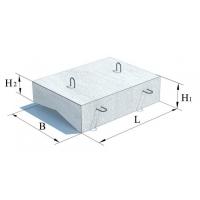 Блок бетонный Б9 ЖБИ для дорожного строительства
