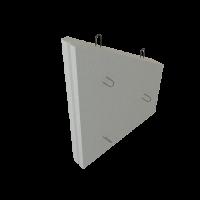 Стенка СТ4.100 ЖБИ для дорожного строительства