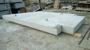 Стенка откосная СТ8 ЖБИ для дорожного строительства