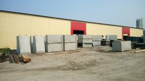 Стенка СТ4.150 ЖБИ для дорожного строительства